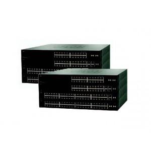 Стекируемый управляемый коммутатор Cisco серии SFE SGE SG300-52MP-K9-EU
