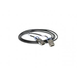 Пассивный медный кабель с QSFP to CX4 соединением Mellanox MC1204128-003