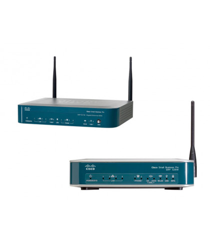 Маршрутизатор Cisco Small Business SRP 500 SRP526W-U-E-K9
