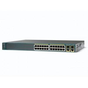 Cisco Catalyst 2960 LAN Base Switches WS-C2960-24TT-L