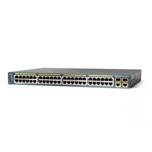 Cisco Catalyst 2960 LAN Lite Switches WS-C2960-48PST-S