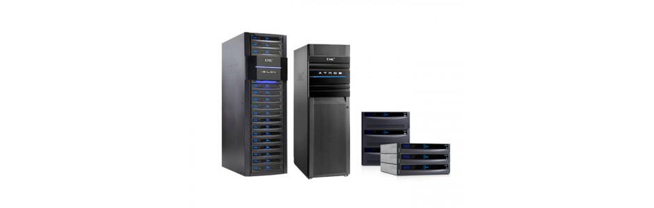 Системы хранения данных EMC