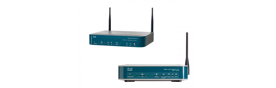 Маршрутизатор Cisco Small Business SRP 500